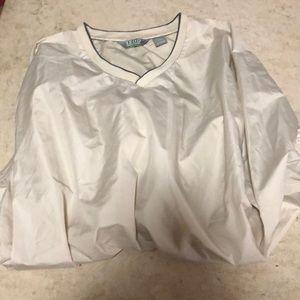 IZOD Men's NWT vanilla pullover